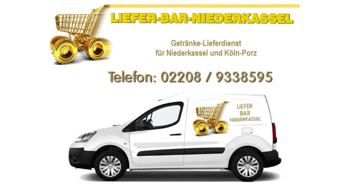 Liefer-Bar-Niederkassel - Inh. Marion Ullrich: Bestellformular ...